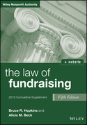 The Law of Fundraising, 2019 Cumulative Supplement