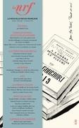 La Nouvelle Revue Française N° 636