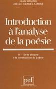 Introduction à l'analyse de la poésie (2) : De la strophe à la construction du poème