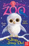 The Sleepy Snowy Owl