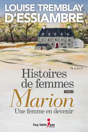 Marion, une femme en devenir