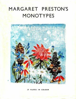 Margaret Preston's Monotypes