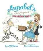 Annabel's Chewy-Gooey Birthday Cake