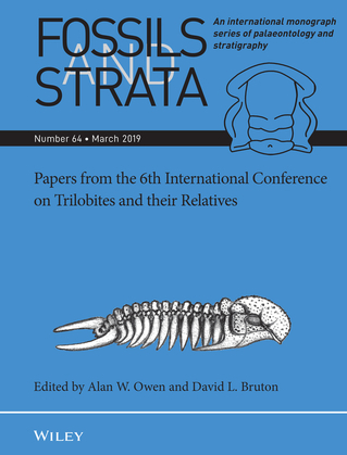 Papers from the 6th International Conference on Trilobites and their Relatives