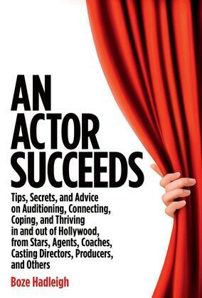 An Actor Succeeds