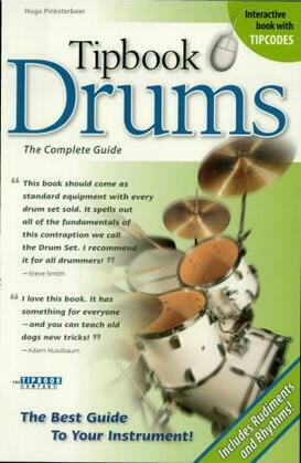 Tipbook Drums