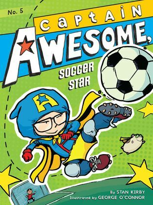 Captain Awesome, Soccer Star
