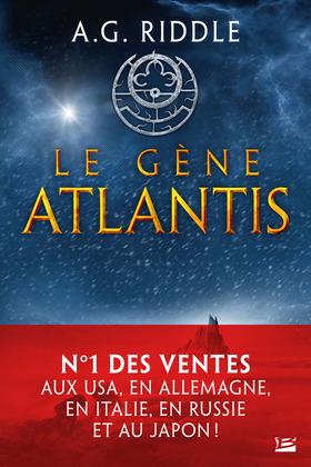 Image de couverture (Le Gène Atlantis)