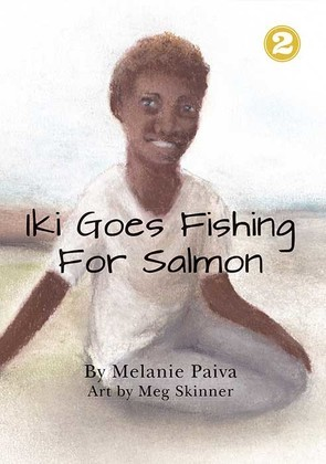 Iki Goes Fishing for Salmon