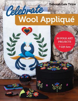 Celebrate Wool Appliqué