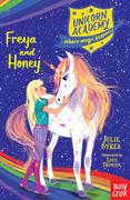 Freya and Honey