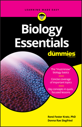 Biology Essentials For Dummies