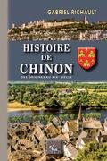 Histoire de Chinon