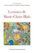 Lectures de Marie-Claire Blais
