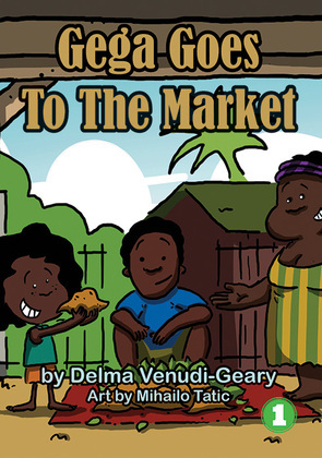 Gega Goes To The Market