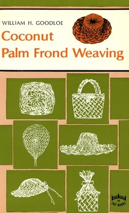 Coconut Palm Frond Weaving