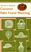 Coconut Palm Frond Weavng