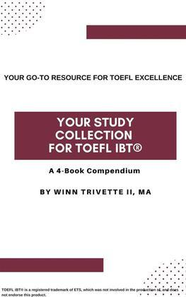 Your Study Collection for TOEFL iBT®