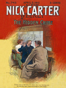 Nick Carter 745: The Hidden Crime