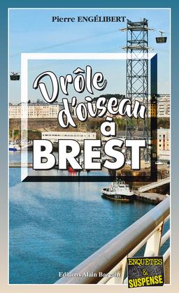 Drôle d'oiseau à Brest