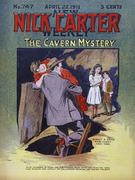 Nick Carter 747: The Cavern Mystery