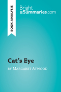 Cat's Eye by Margaret Atwood (Book Analysis)