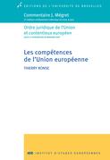 Les compétences de l'Union européenne
