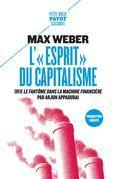 "L'""Esprit"" du capitalisme"