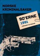 Norske Kriminalsaker 1991