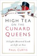 High Tea on the Cunard Queens