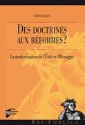 Des doctrines aux réformes?