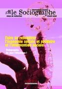 Le sociographe n°66 : Faire se rencontrer l'économie sociale et solidaire et l'intervention sociale