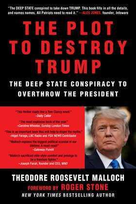 The Plot to Destroy Trump