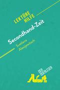 Secondhand-Zeit von Svetlana Alexijewitsch (Lektürehilfe)