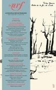 La Nouvelle Revue Française N° 637