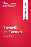 Lazarillo de Tormes, de anónimo (Guía de lectura)