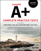 CompTIA A+ Complete Practice Tests