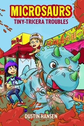 Microsaurs: Tiny-Tricera Troubles