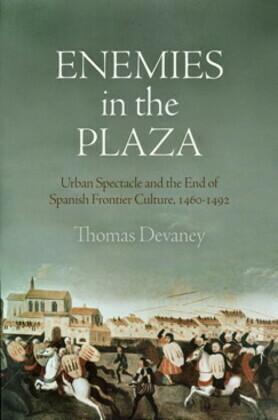 Enemies in the Plaza