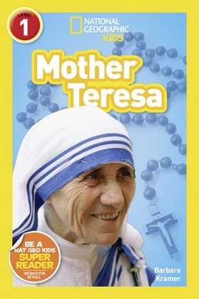 Mother Teresa (L1) (National Geographic Readers)