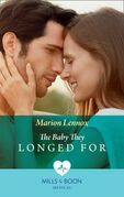 The Baby They Longed For (Mills & Boon Medical)
