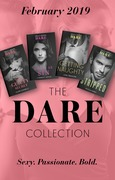 The Dare Collection February 2019: Her Guilty Secret (Guilty as Sin) / Stripped / Sweet as Sin / Getting Naughty
