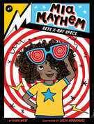 Mia Mayhem Gets X-Ray Specs