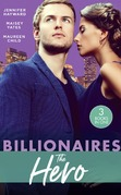 Billionaires: The Hero: A Deal for the Di Sione Ring / The Last Di Sione Claims His Prize / The Baby Inheritance (Mills & Boon M&B)