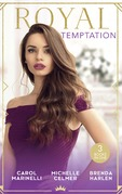 Royal Temptation: Protecting the Desert Princess / Virgin Princess, Tycoon's Temptation / The Prince's Second Chance (Mills & Boon M&B)