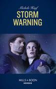 Storm Warning (Mills & Boon Heroes)