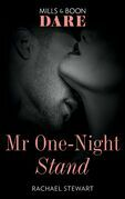 Mr One-Night Stand (Mills & Boon Dare)