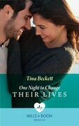 One Night To Change Their Lives (Mills & Boon Medical)