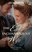 The Earl's Inconvenient Wife (Mills & Boon Historical) (Sisters of Scandal, Book 2)