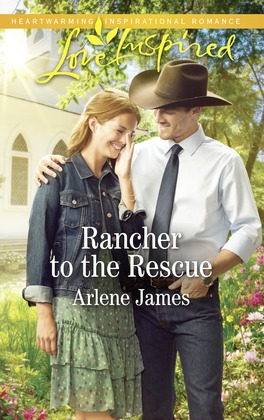 Rancher To The Rescue (Mills & Boon Love Inspired) (Three Brothers Ranch)